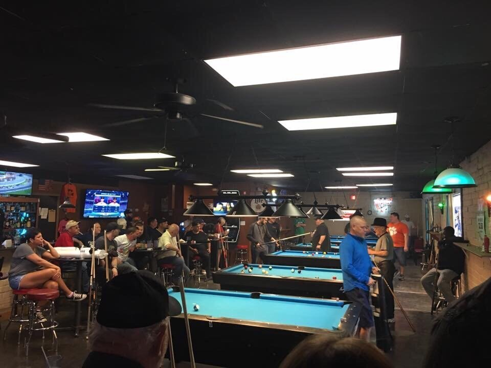 Pool Tournaments Azle TX